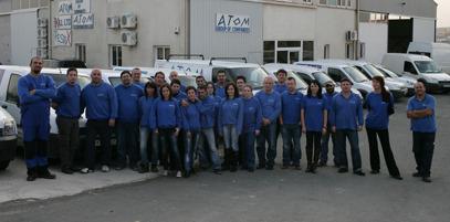 Cyprus pest control team